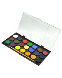 21-Colors Adeland Watercolor 30mm