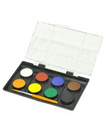 8-Colors Adeland Watercolor 24mm