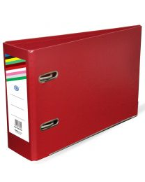 PP Box Files with Fixed Mechanism, Size of Spine is 8cm, 180 x 280mm