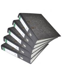 10-Piece FIS Rado Box File with Fixed Mechanism, 4cm Spine, F/S Size