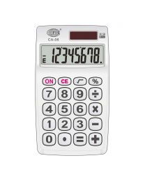Calculator Handheld 8 Digits, Large key buttons