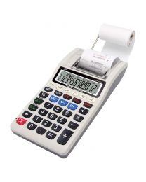 Printing Calculator 12 Digits, 2 Color Printing