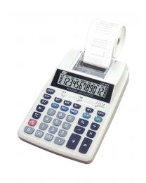 Printing Calculator 12 Digits, 1 Color Printing
