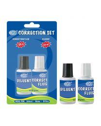 Correction Fluid With Diluent