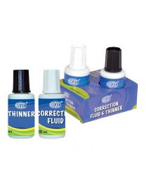 Correction Fluid With Thinner