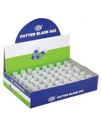 Cutting Blades, Pack of 48 Pieces, Small Size