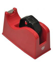 Tape Dispenser, Holds up to 19mm width, 25mm core tape and 76mm core tape