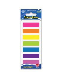 Flag Film Index, 175 Sheets, 7 Colors, 12 x 45mm Size