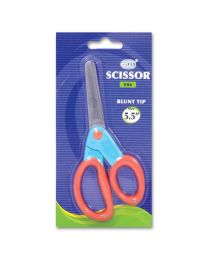 Stainless Steel Scissors Blunt Tip, 5.5 Inch Size