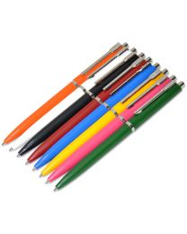 80-Piece ICO Orion Mechanical Ball Pen Assorted Colors