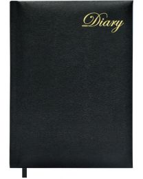 A5 Undated Russian Diary (Russian - English)
