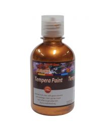 Artmate Tempera Pearl Bronze Color, 250 ml
