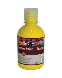 Artmate Tempera Poster Lemon Yellow Color, 250ml