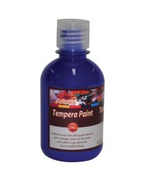 Artmate Tempera Poster Ultramarine Blue Color, 250ml