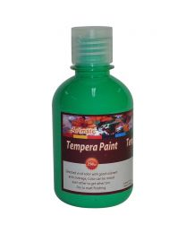 Artmate Tempera Poster Pale Green Color, 250ml