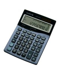 Olympia  Desktop Calculaor LCD-4312, 12 Digits, Steel Blue Color