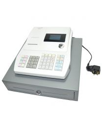 Olympia Cash Register Machine Blue LCD, Black Dot, Matrix, Cm912