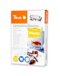 Peach Laminating Film 106x156mm Size (Pack of 100 Pcs.) 125 Micron
